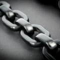 catena in cuoio
